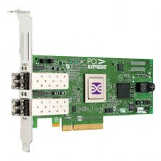 HP 489193-001 EMulex 8Gb Fiber Channel PCI-E Dual Port HBA Card LPE12002-E